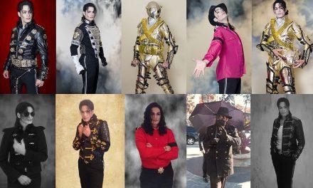 Mike Joseph Jackson France sosie de Michael Jackson