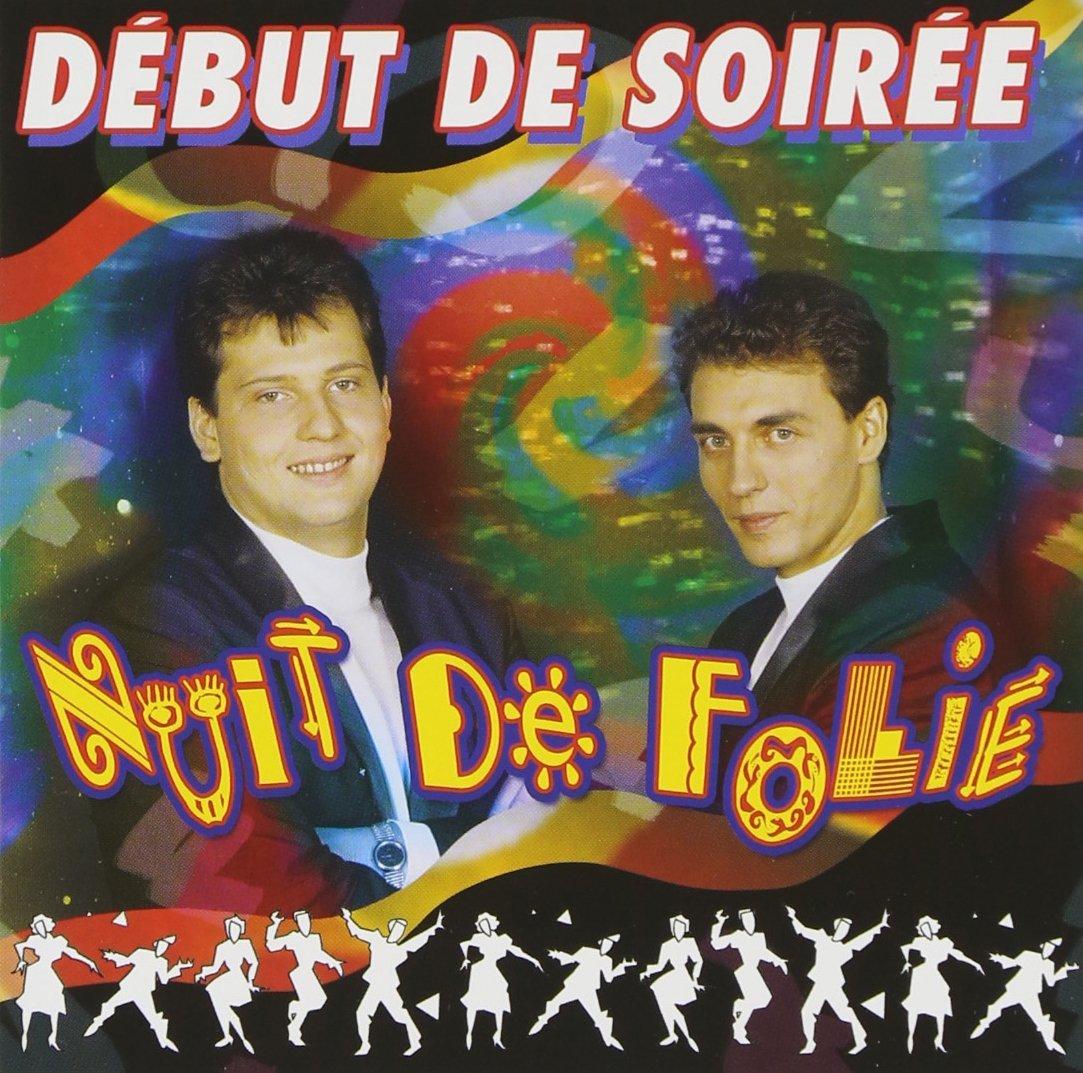 Début de soirée 1988 nuit de folie
