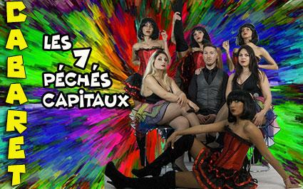show cabaret 7 péchés capitaux