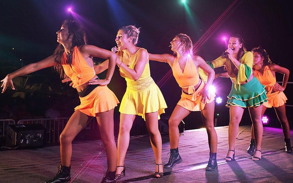 show 80 chorégraphie danse